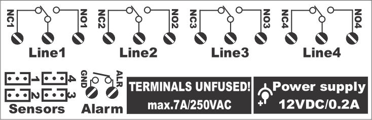 Terminals Drawing 4R4S1A WIFI r